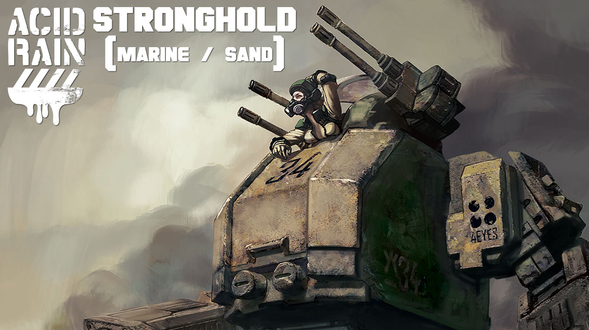 Stronghold (Marine/Sand)