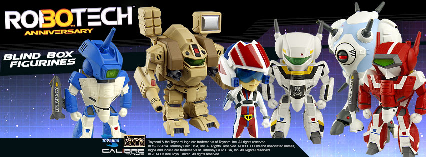 Robotech Blindbox