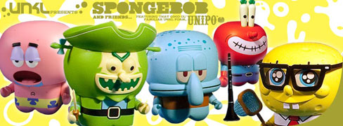 UNKL Presents SpongeBob Squarepants