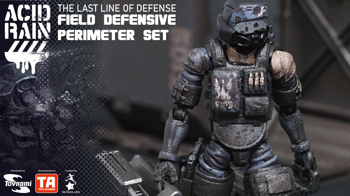 Acid Rain - FIELD DEFENSIVE PERIMETER SET