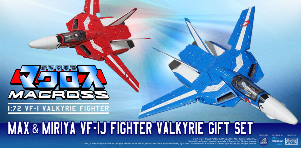 Calibre Wings VF-1S Valkyrie